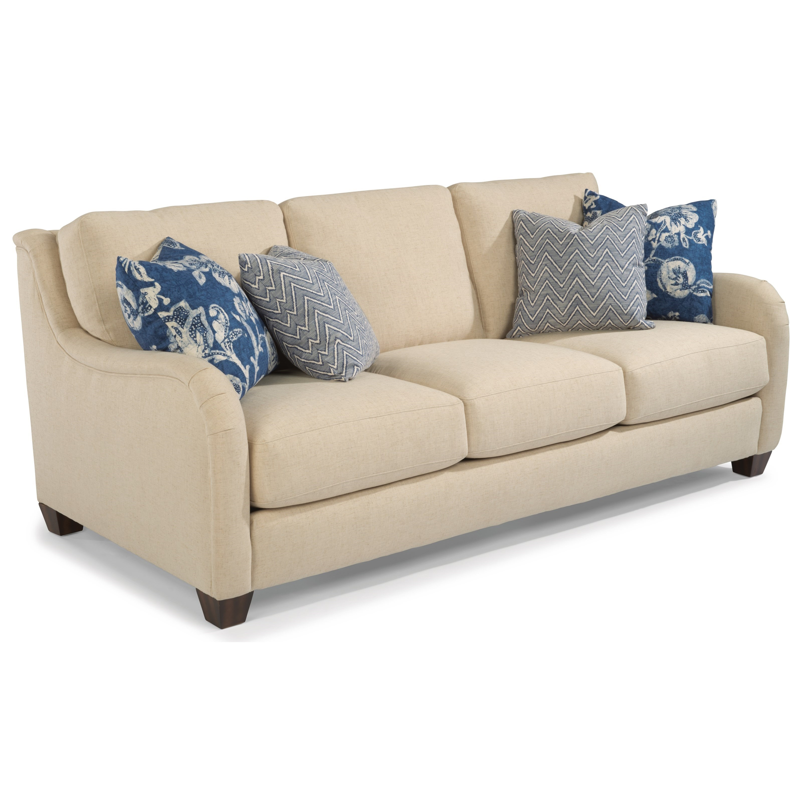 Flexsteel Fortuna Sofa - Item Number: 7908-31-138-11