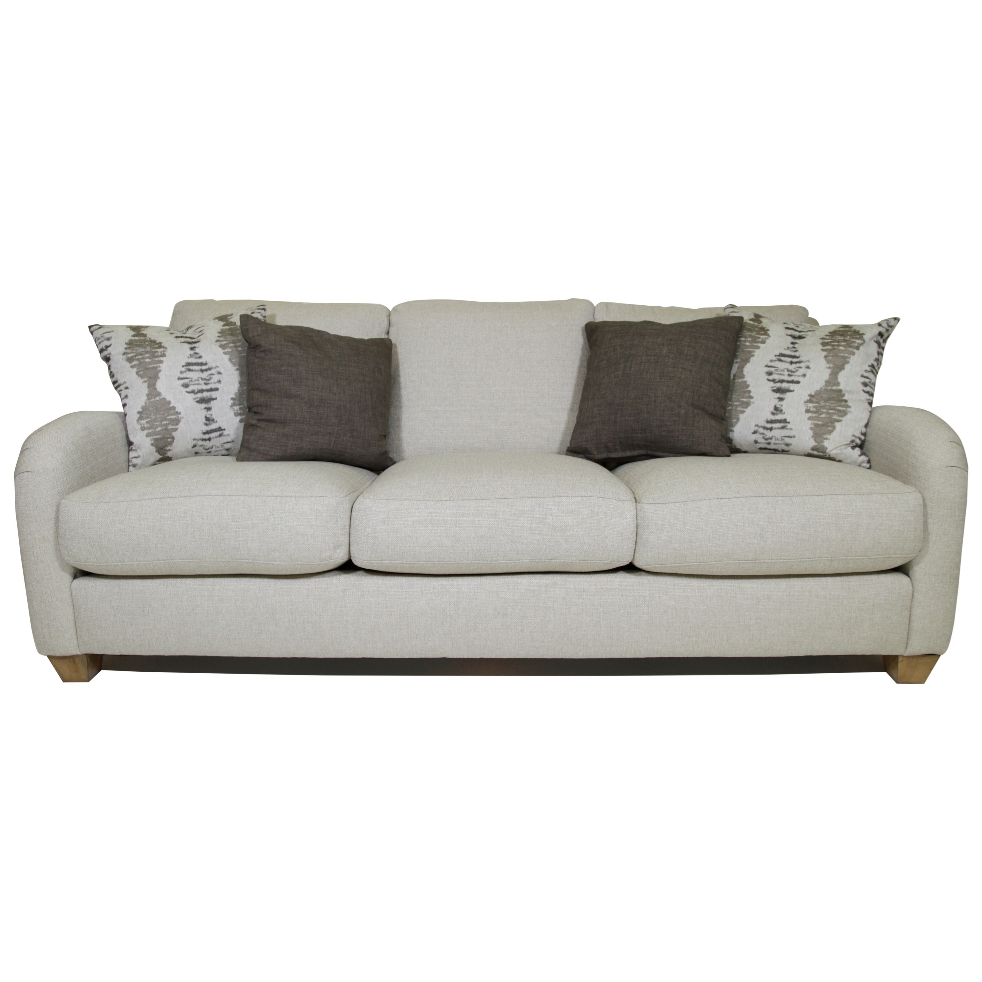 Flexsteel Fortuna Sofa - Item Number: 7908-31-145-11