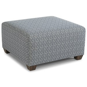 Flexsteel Freedom Square Cocktail Ottoman