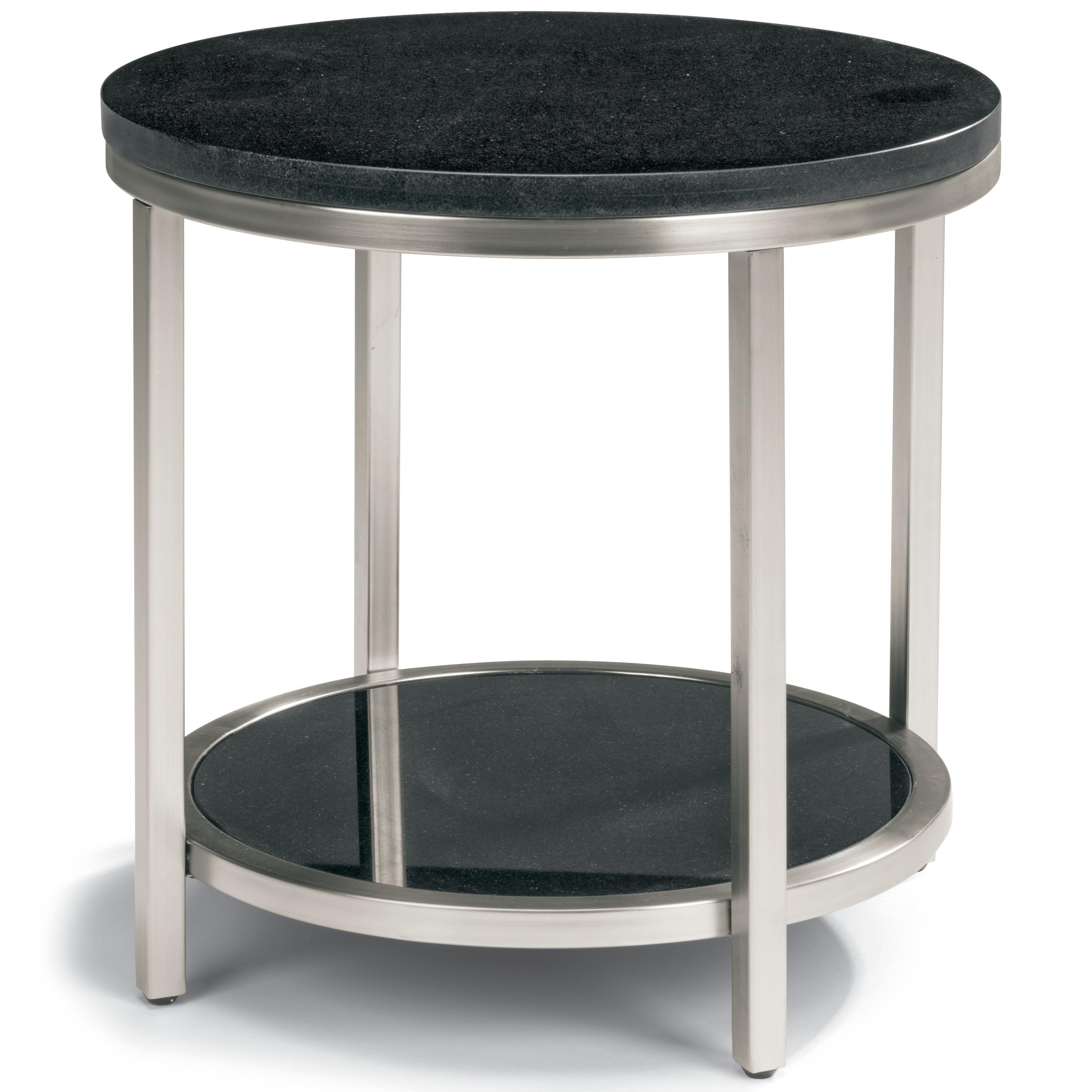 Flexsteel Galaxy Lamp Table - Item Number: 6717-02