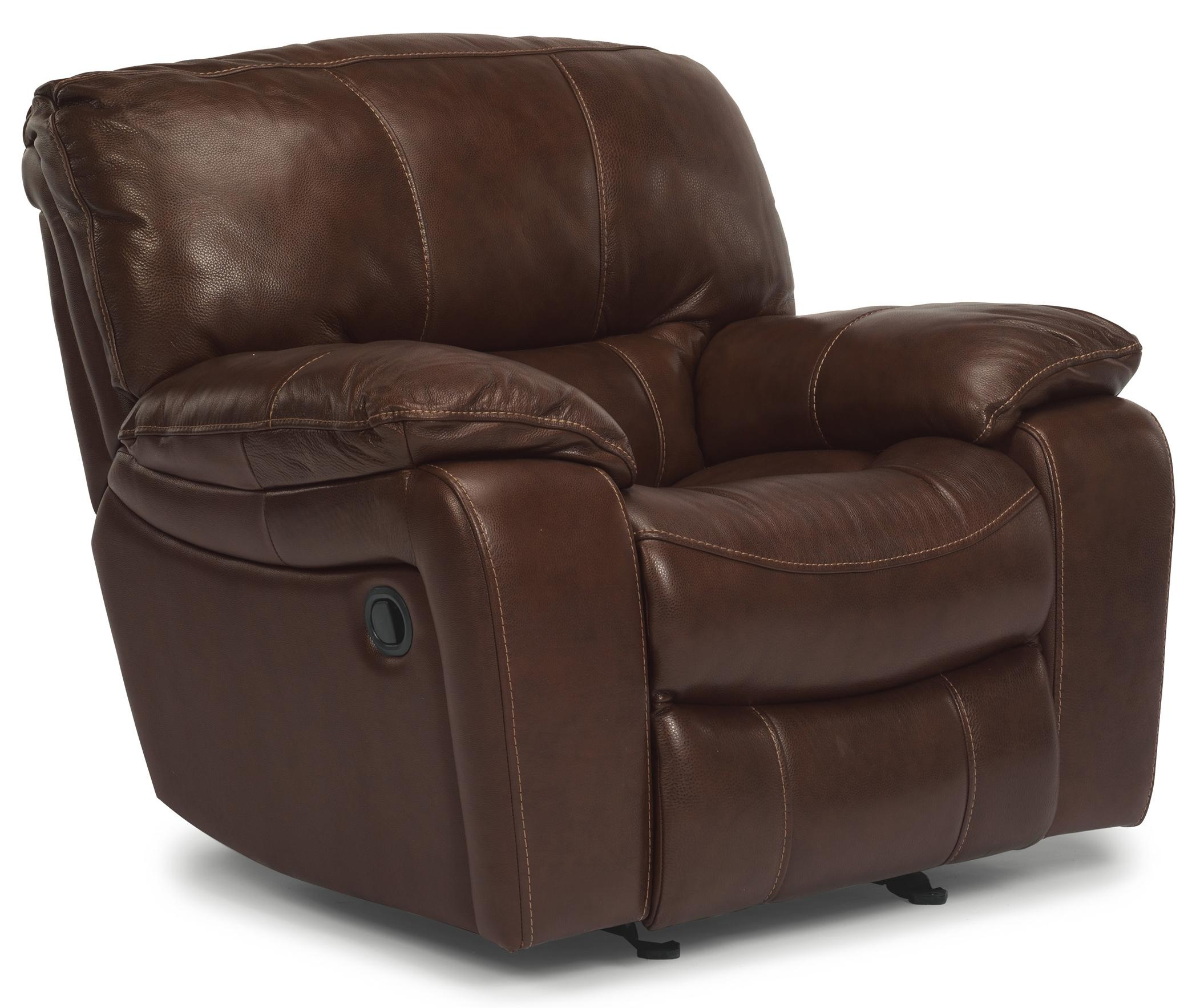 Flexsteel Latitudes - Grandview Gliding Recliner - Item Number: 1241-54