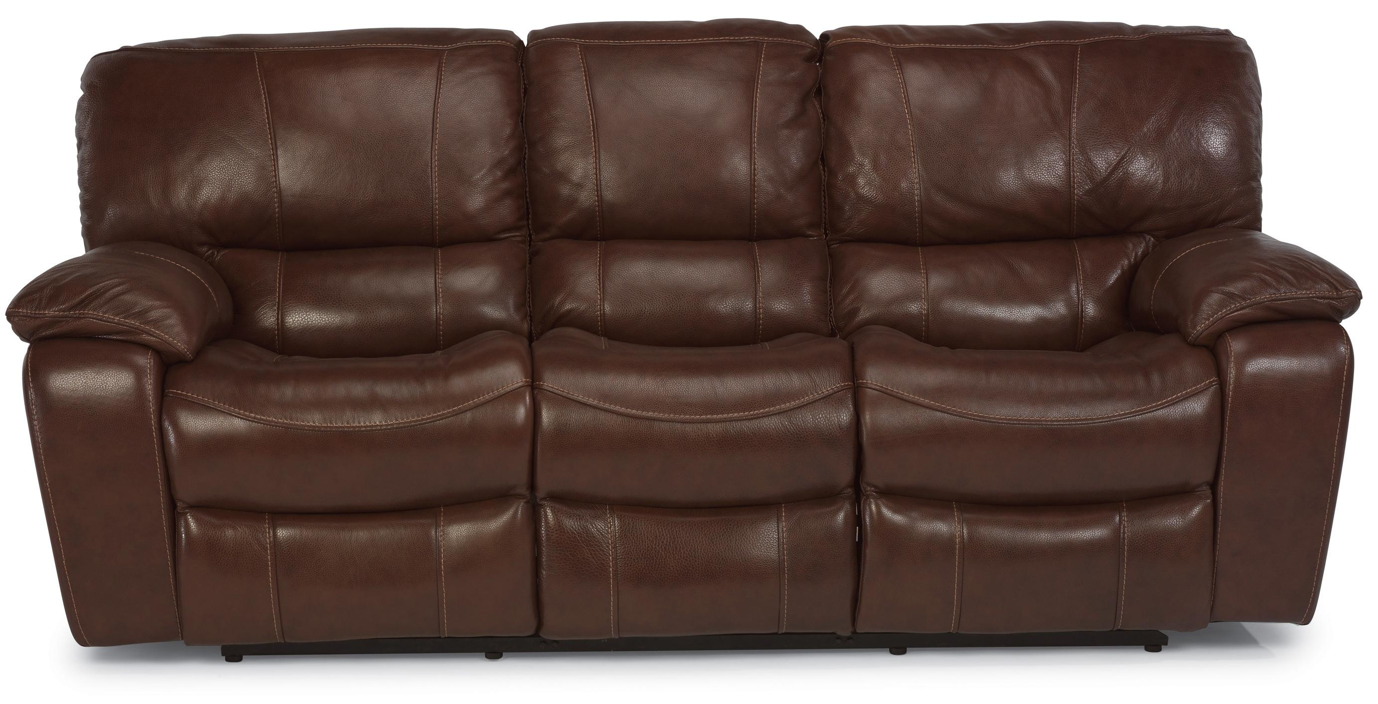 Flexsteel Latitudes - Grandview Reclining Sofa - Item Number: 1241-62