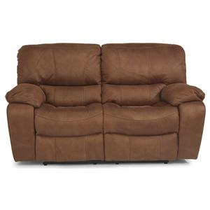 Flexsteel Latitudes - Grandview Reclining Love Seat