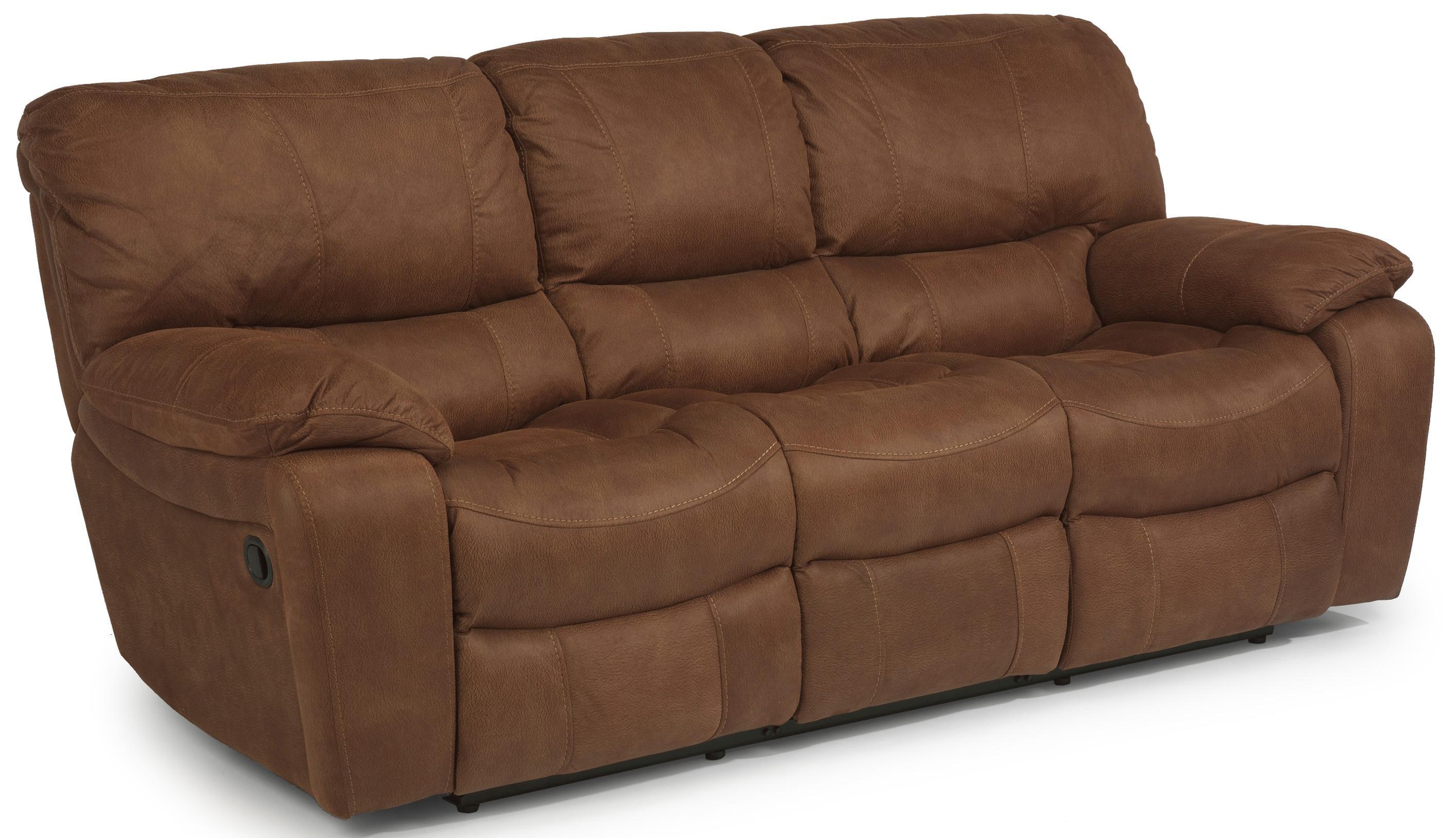 Flexsteel Latitudes Grandview Power Reclining Sofa With