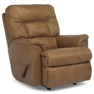 Flexsteel Latitudes - Great Escape Power Gliding Recliner with Power Headrest