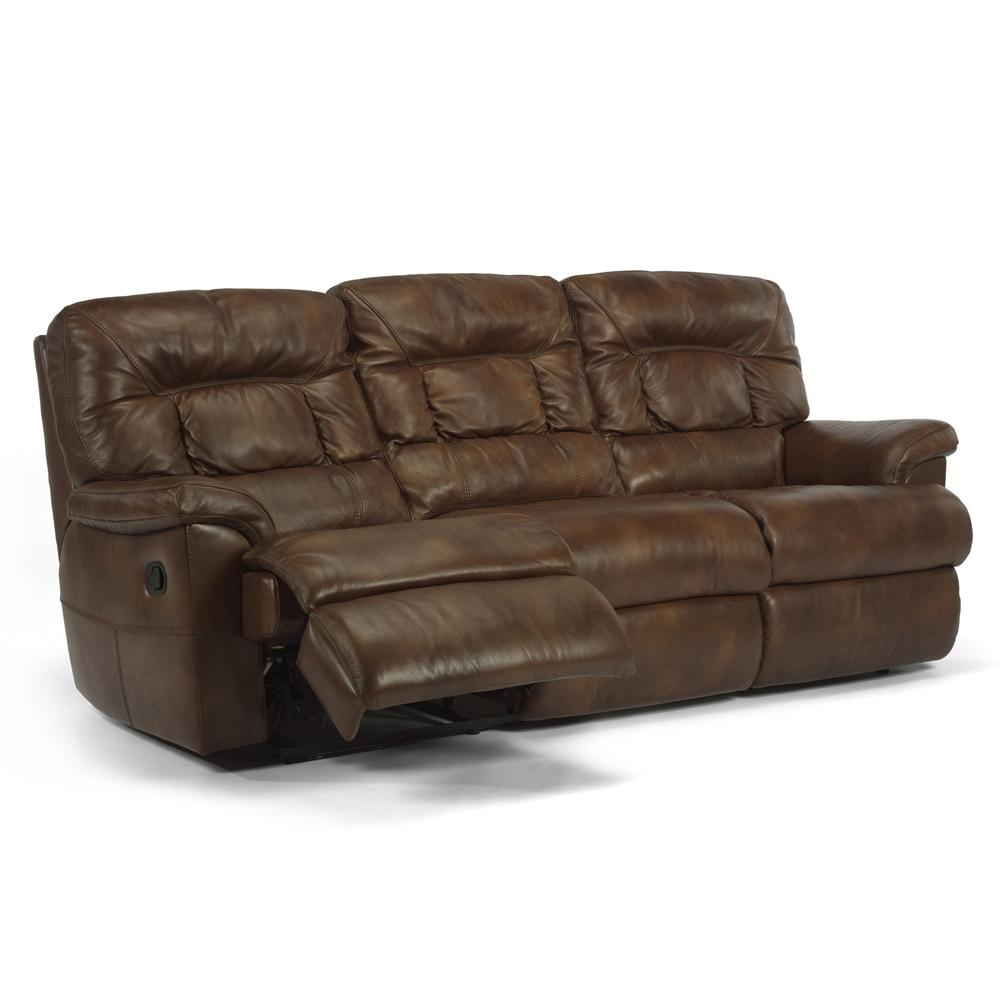 Flexsteel Latitudes - Great Escape Double Reclining Sofa - AHFA ...