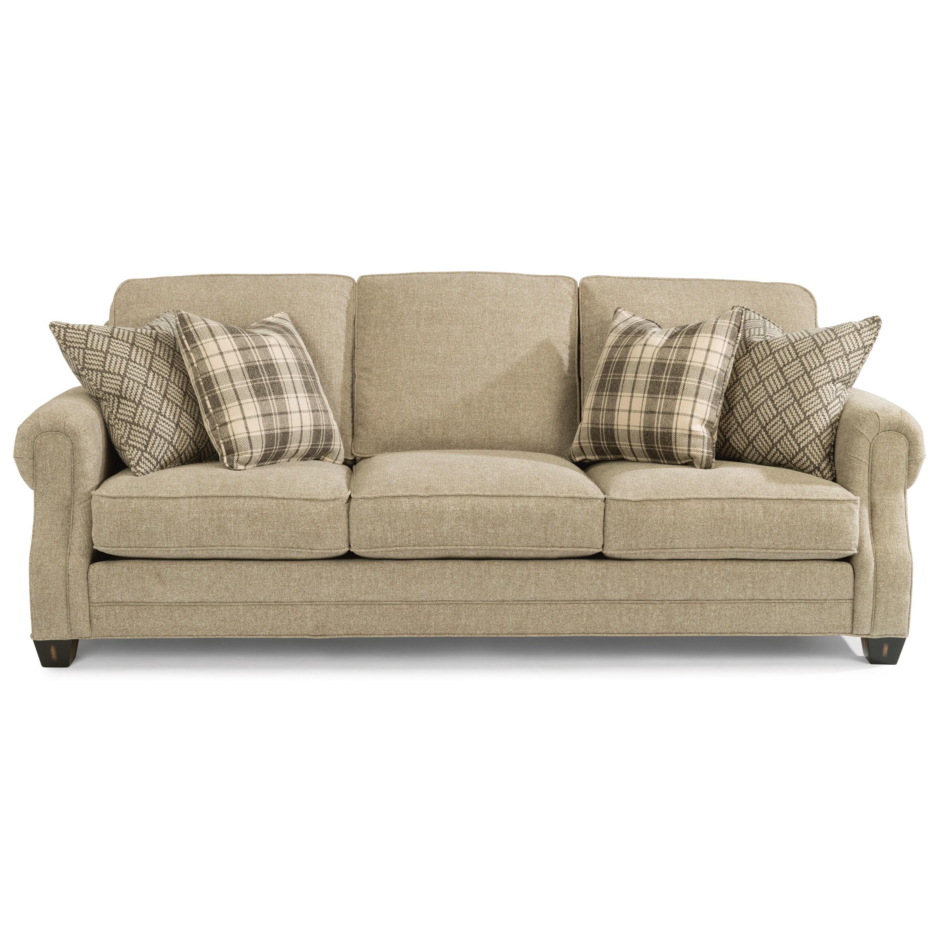 Flexsteel Gretchen Sofa - Item Number: 7922-31-293-80