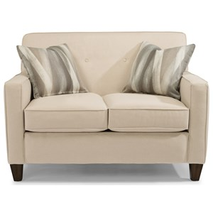 Flexsteel Haley 5724 Love Seat
