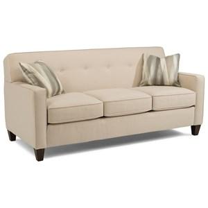 Flexsteel Haley 5724 Queen Sleeper Sofa