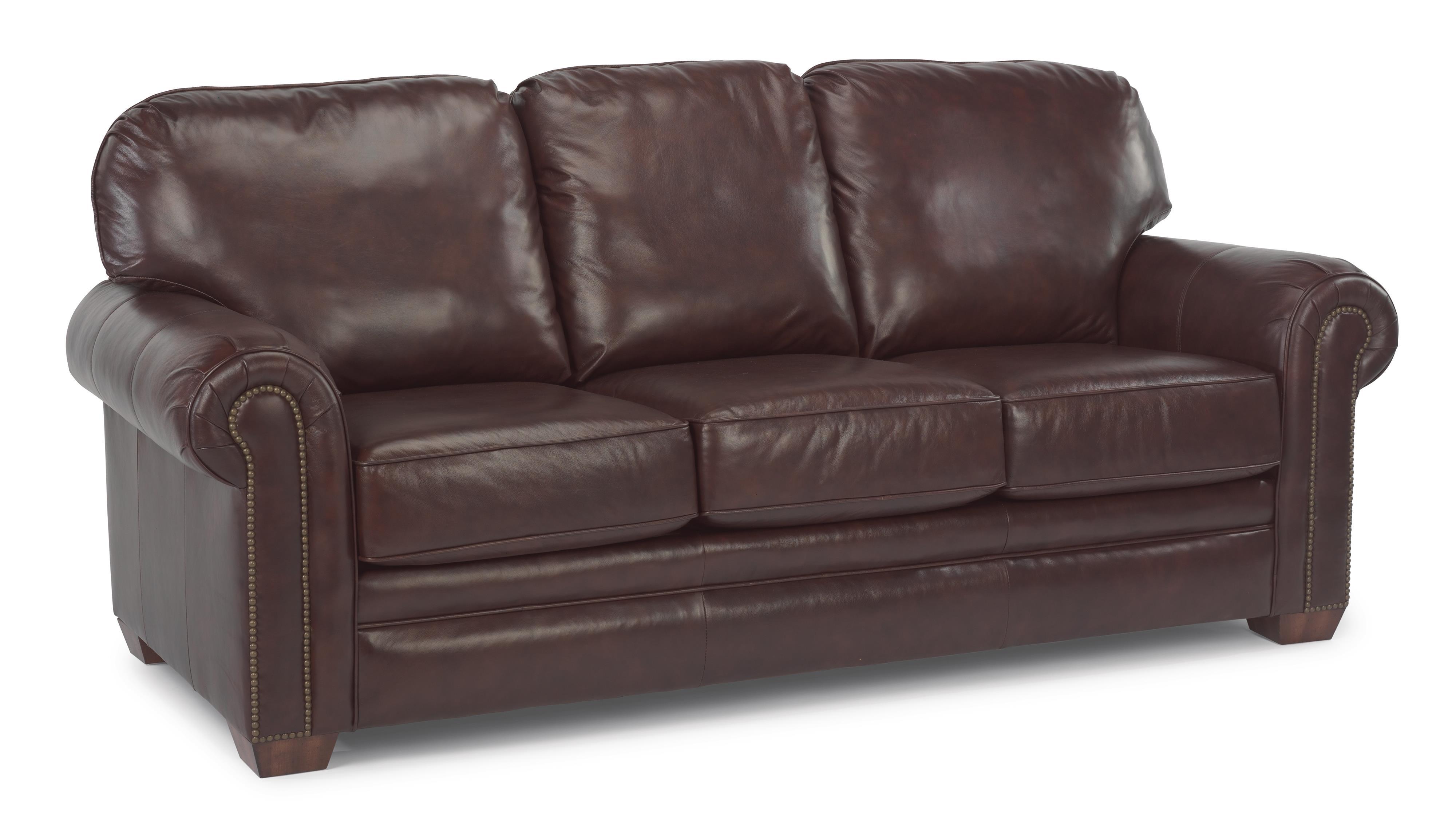 Flexsteel Harrison Upholstered Sofa Conlin S Furniture