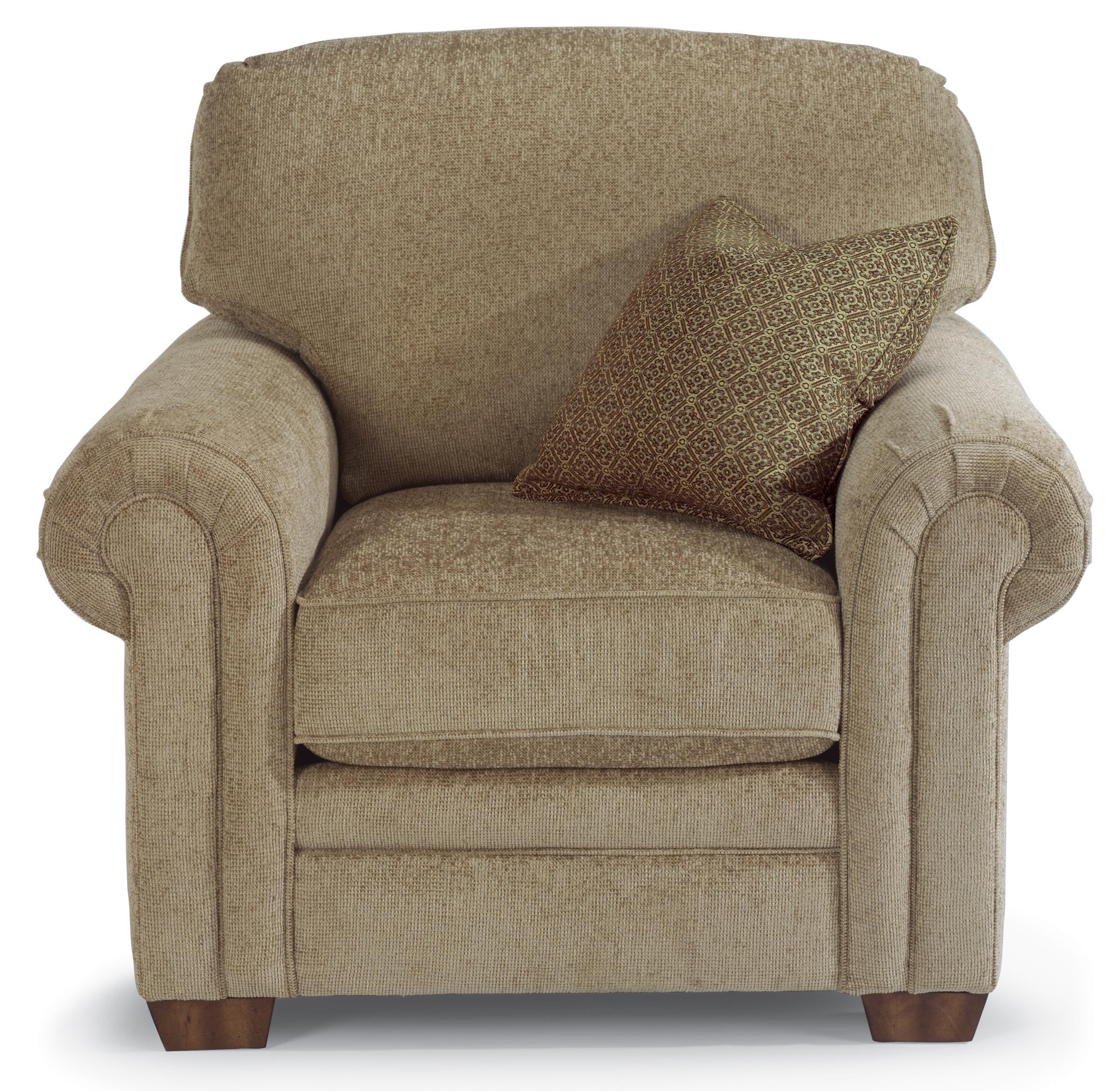 Flexsteel Harrison Chair - Item Number: 7271-10