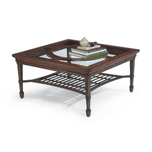Flexsteel Hathaway Square Cocktail Table