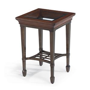 Flexsteel Hathaway Chairside Table