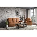 Flexsteel 1041 Power Reclining Living Room Group - Item Number: 1041 Living Room Group 1