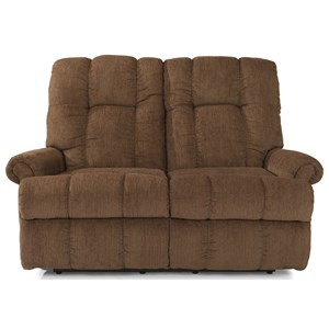 Flexsteel Hercules Power Reclining Love Seat