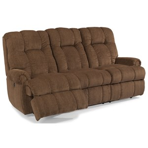 Flexsteel Hercules Power Reclining Sofa