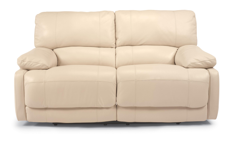Flexsteel Latitudes - Hermosa Power Reclining Love Seat - Item Number: 1276-60P