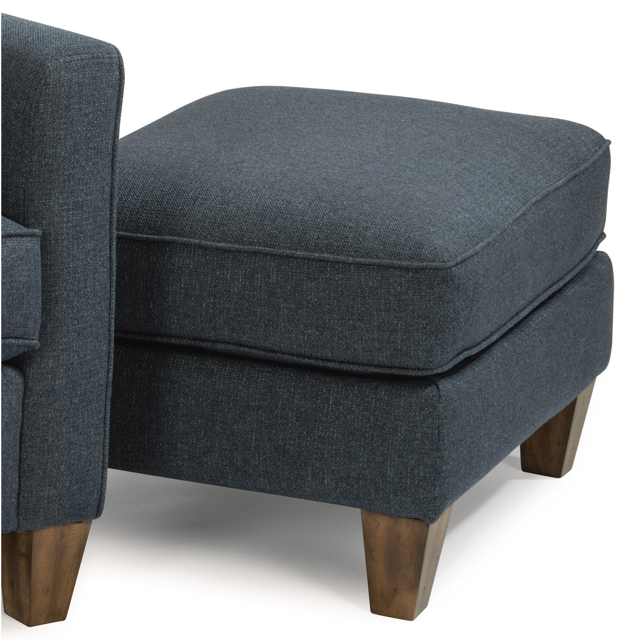 Holly Ottoman  by Flexsteel at Mueller Furniture