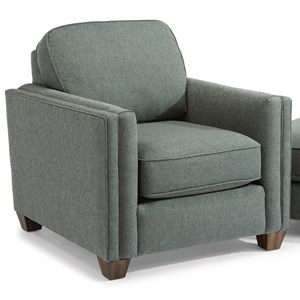 Flexsteel Hyacinth Upholstered Chair