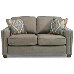 Flexsteel Hyacinth Love Seat