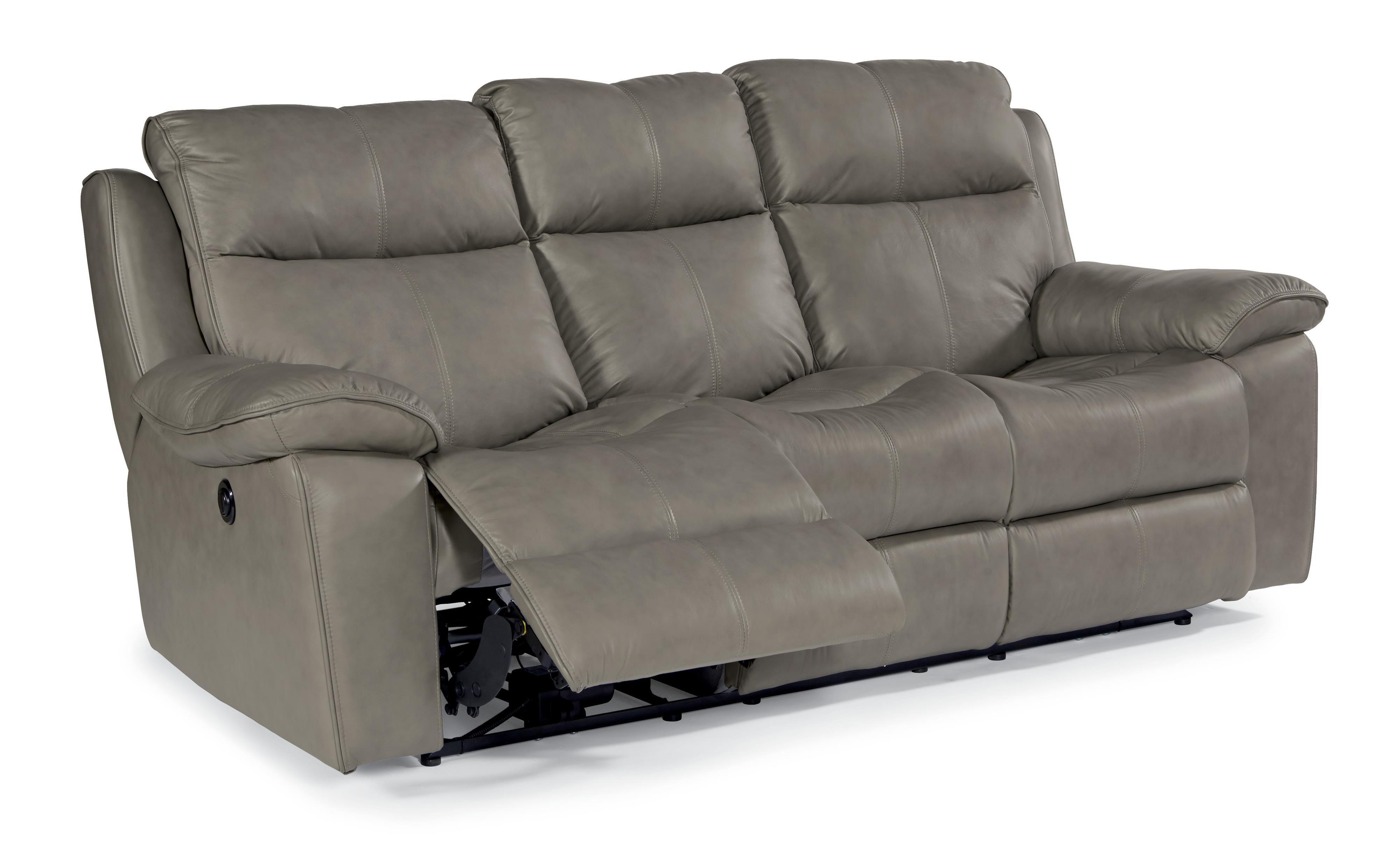 Flexsteel Latitudes - Julio Power Reclining Sofa - Item Number: 1320-62P-121-02