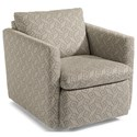 Flexsteel Kendall Swivel Accent Chair - Item Number: 7934-11-396-01