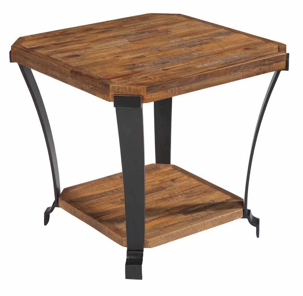 Flexsteel Kenwood Square End Table - Item Number: 6627-02
