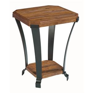 Flexsteel Kenwood Chairside Table