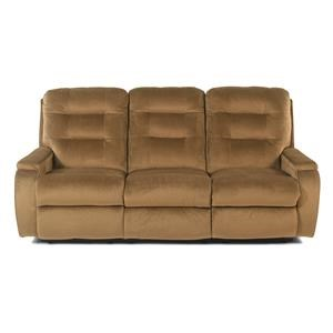 Flexsteel Ashboro Reclining Sofa