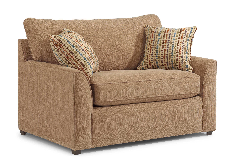 Flexsteel Key West Twin Size Sofa Sleeper - Item Number: 5541-41