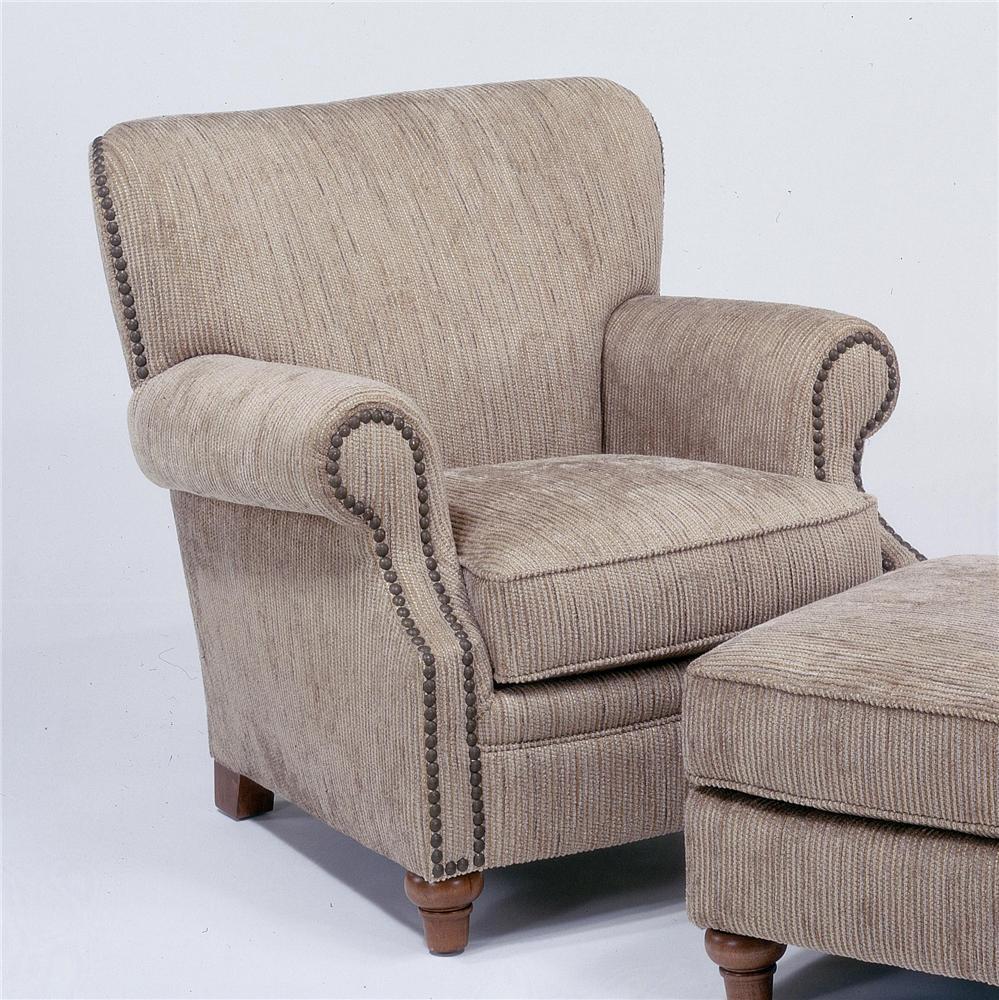 Flexsteel Killarney Upholstered Chair - Item Number: 7860-10