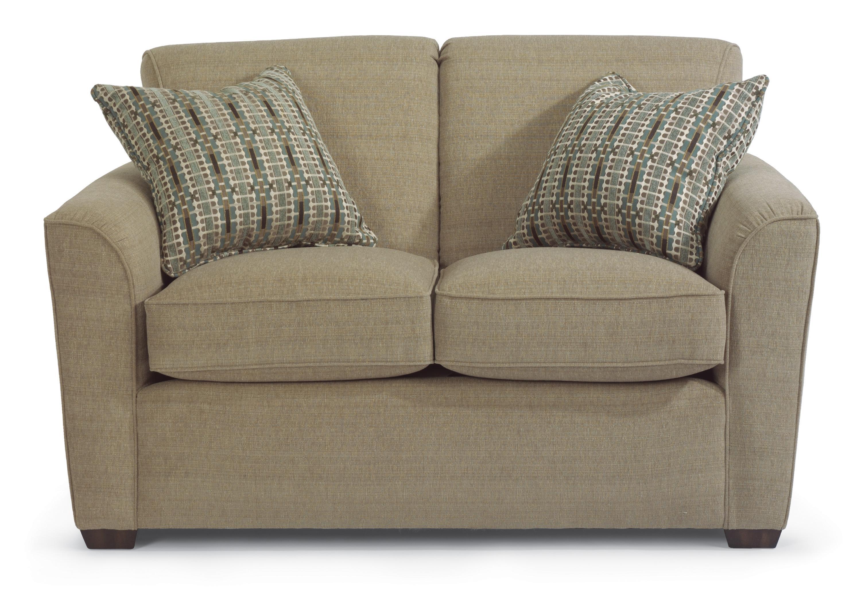 Flexsteel Lakewood Love Seat - Item Number: 5936-20