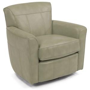 Flexsteel Lakewood Kingman Rocking Swivel Gliding Chair Miskelly Furniture Upholstered Chair