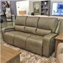 Flexsteel Latitudes - Blade Power Reclining Sofa - Item Number: 1827-62PH