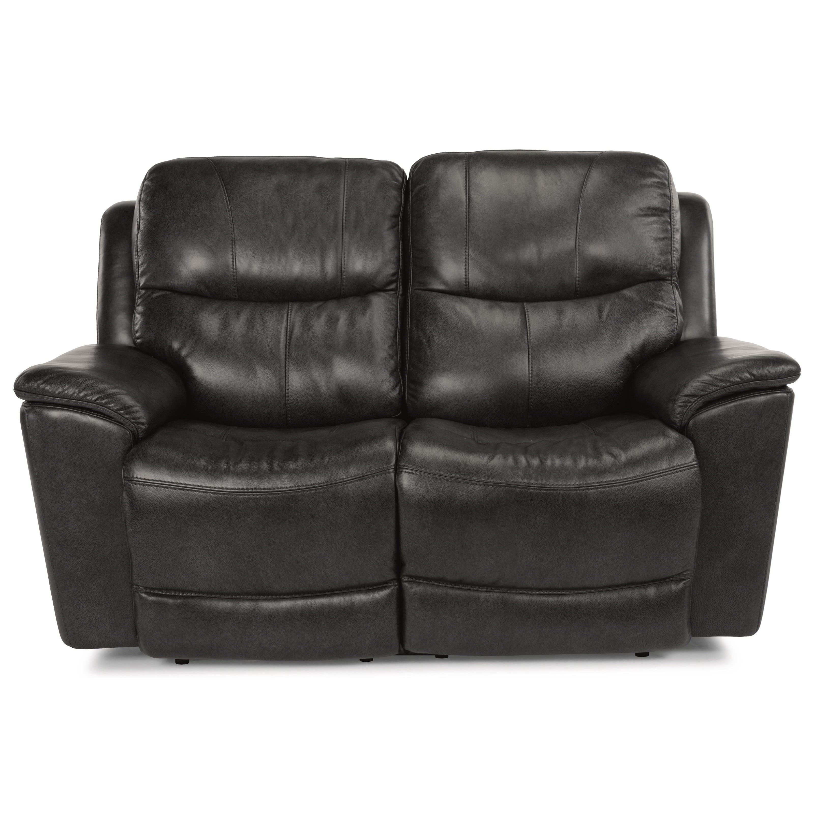 McHenry Power Reclining Love Seat by Flexsteel at Crowley Furniture & Mattress
