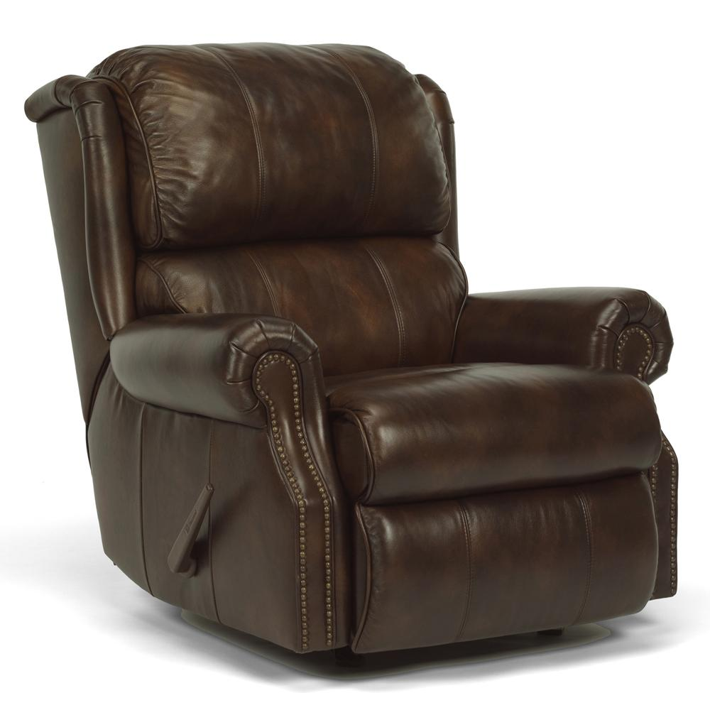 Flexsteel Latitudes - Comfort Zone Rocking Recliner - Item Number: 1227-510