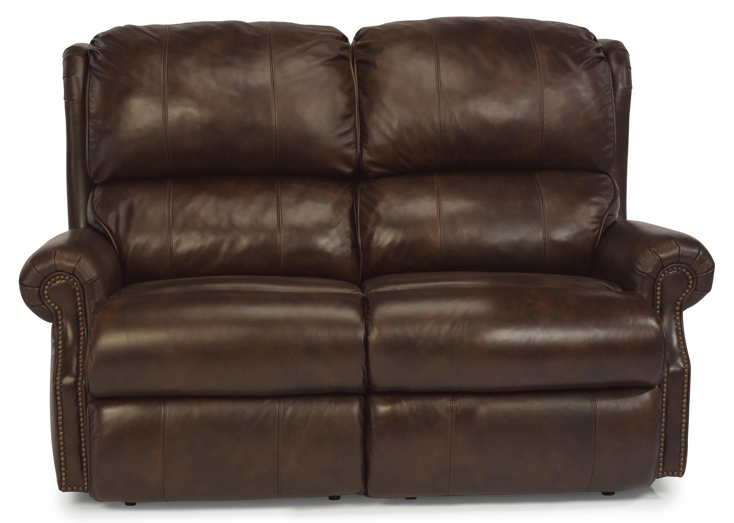 Flexsteel Latitudes - Comfort Zone Power Reclining Loveseat - Item Number: 1227-60P