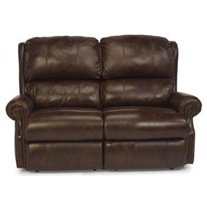Flexsteel Latitudes - Comfort Zone Power Reclining Loveseat