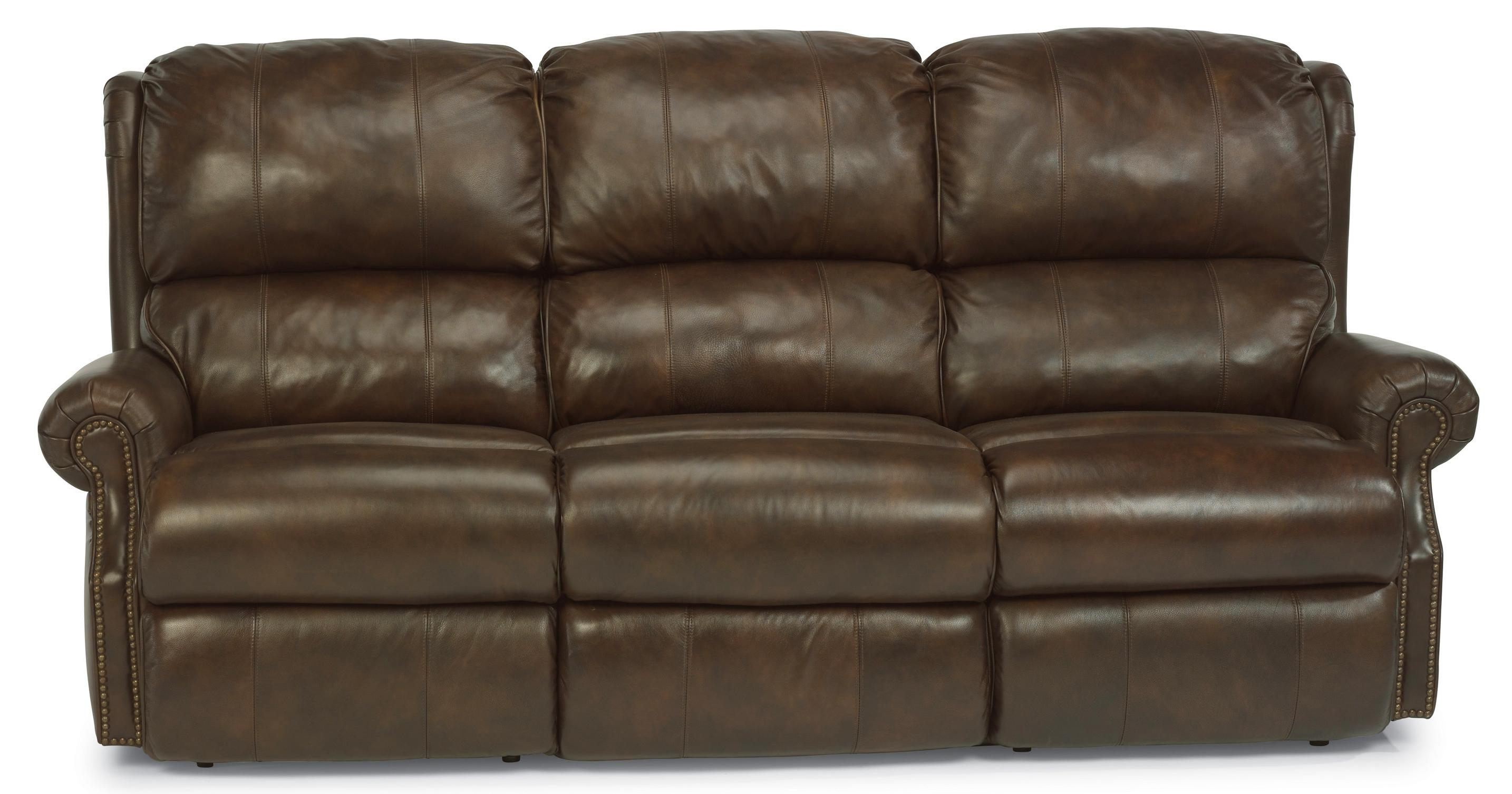 Flexsteel Latitudes - Comfort Zone Power Reclining Sofa - Item Number: 1227-62P