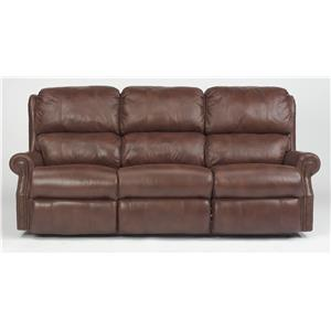 Flexsteel Latitudes - Comfort Zone Power Reclining Sofa