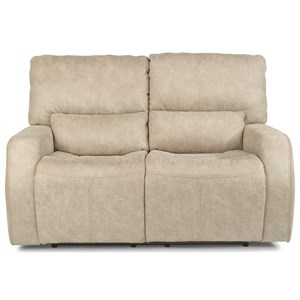 Flexsteel Latitudes - Cooper Power Reclining Love Seat