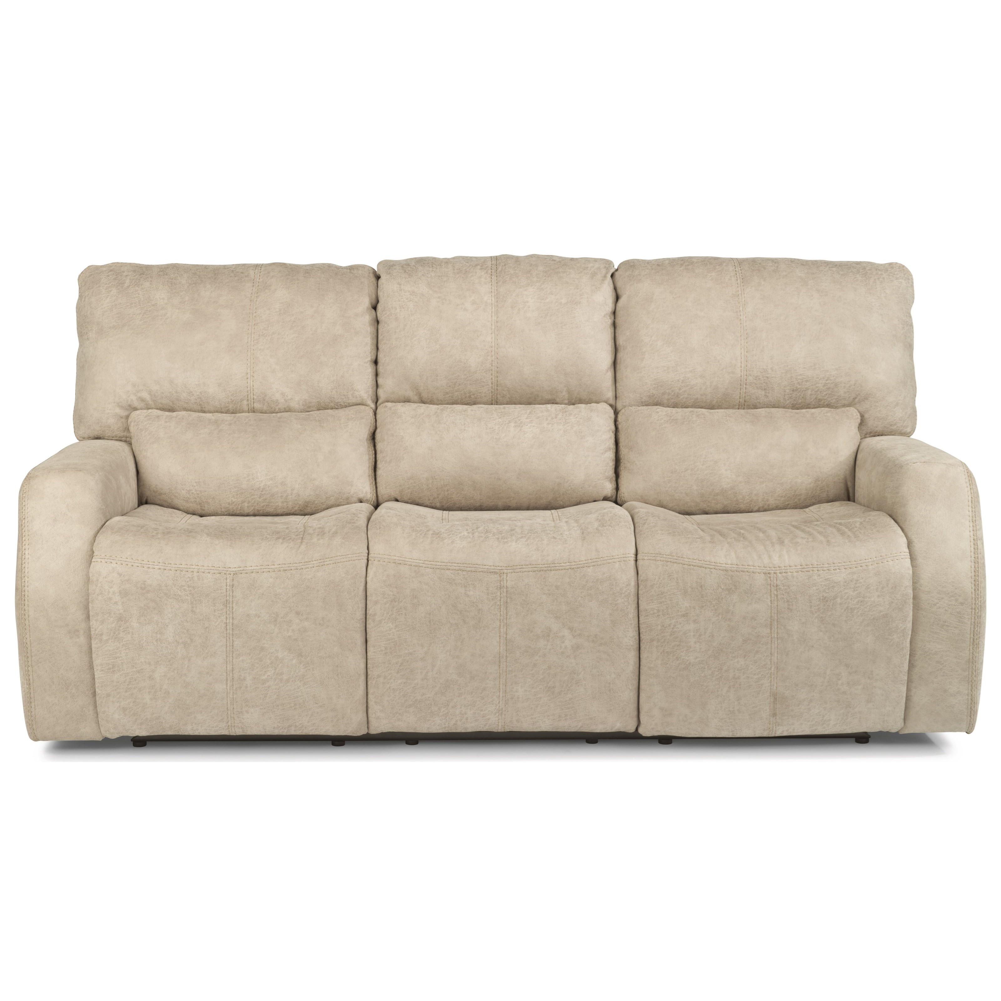 Flexsteel Sofa Locations: Cooper Contemporary Power Reclining