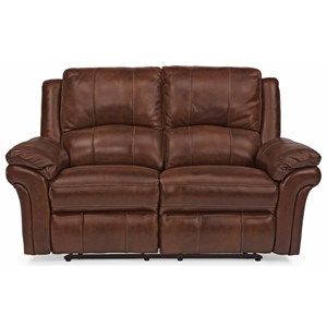 Flexsteel Latitudes - Dandridge Power Reclining Loveseat