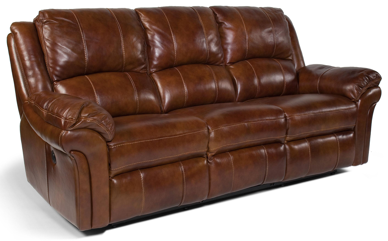 Flexsteel Latitudes Dandridge Casual Power Reclining Sofa with