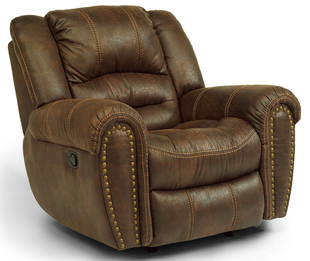 Flexsteel Latitudes - Downtown Power Recliner - Item Number: 1710-50P