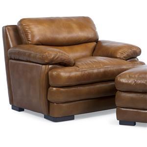 Flexsteel Laudes Dylan Leather Chair