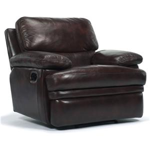 Flexsteel Latitudes - Dylan Leather Wall Recliner