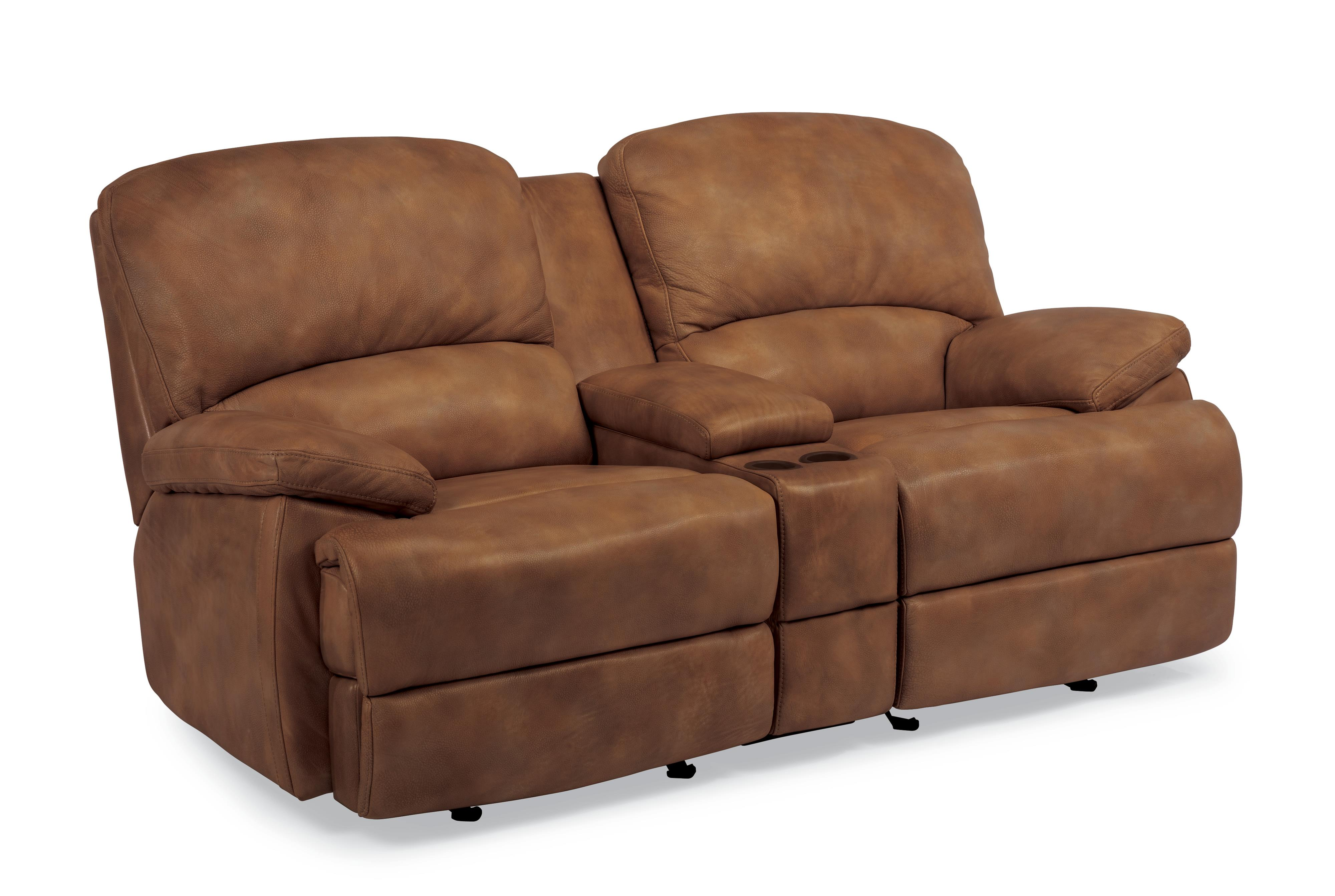 Flexsteel Latitudes - Dylan Motion Love Seat - Item Number: 1127-604-908-80