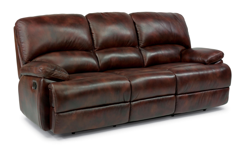 Flexsteel Latitudes - Dylan Reclining Sofa - Item Number: 1127-630-808-72