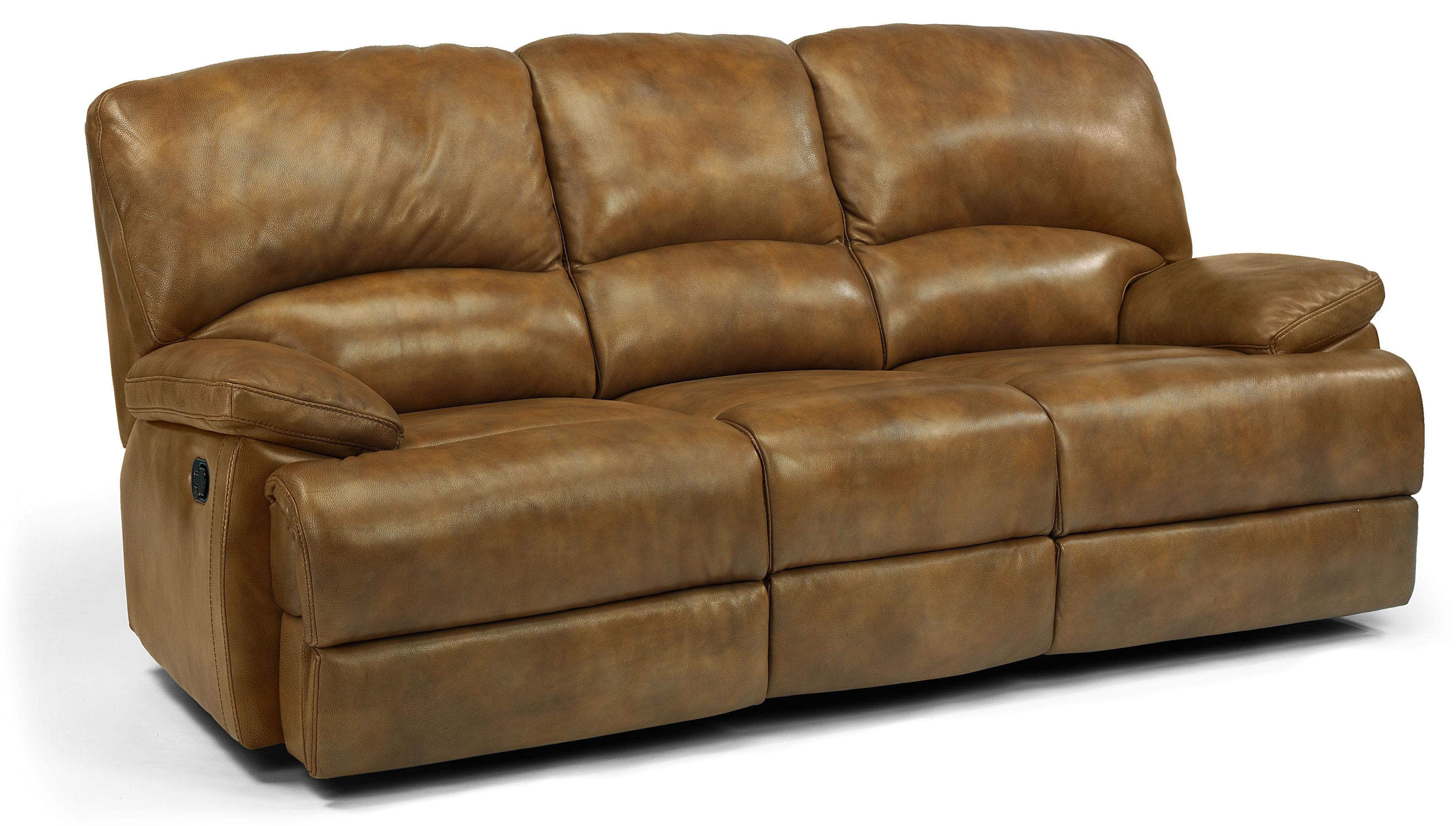 Flexsteel Latitudes - Dylan Reclining Sofa - Item Number: 1127-630